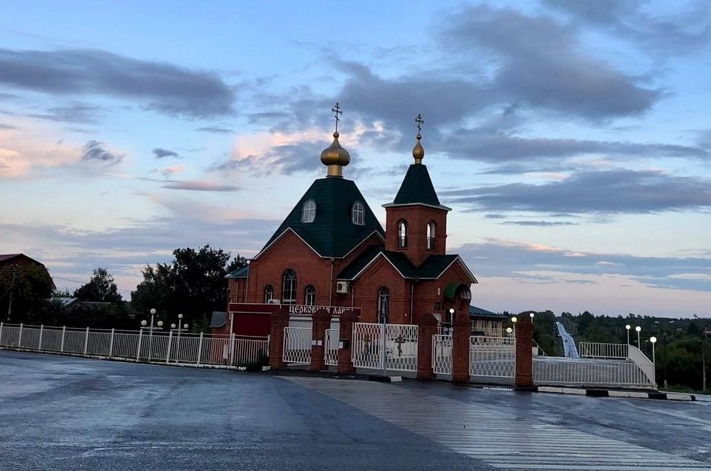 Братское совещание духовенства Луховицкого благочиния