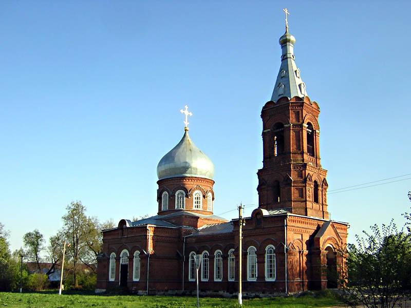 Покровский храм Гавриловское 1