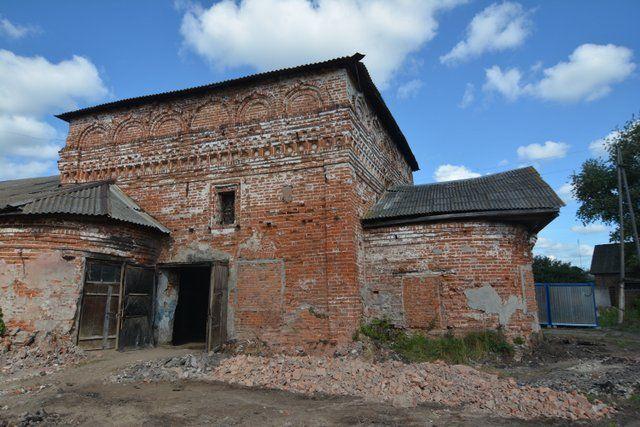 Богородицерождественский храм села Дединово