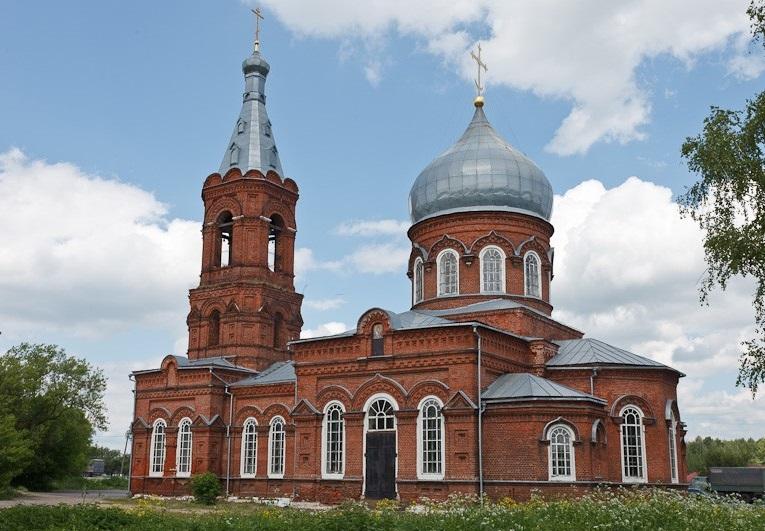 Покровский храм Гавриловское