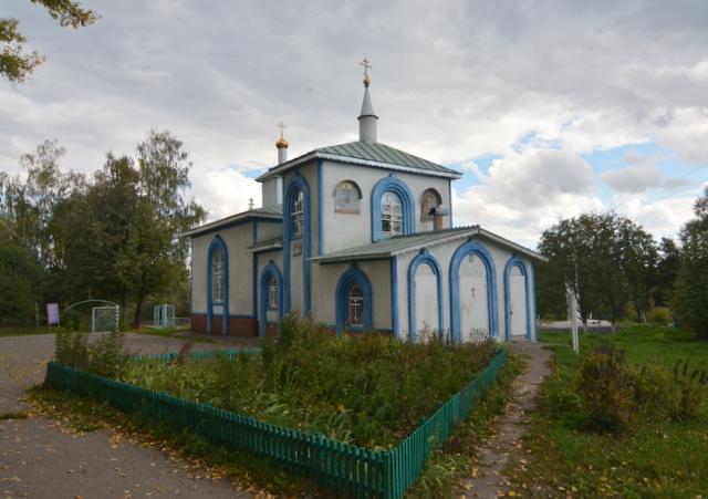 Иоанно-Богословский храм Матыра 1