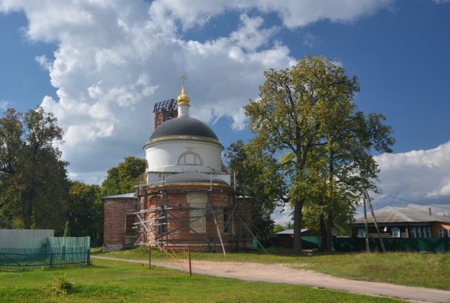 Никольский храм Городна