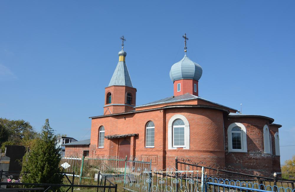 Параскевинский храм Горетово 2