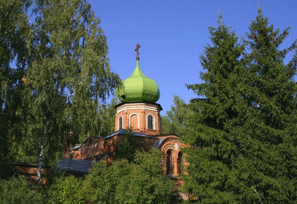 Никольский храм Луховицы