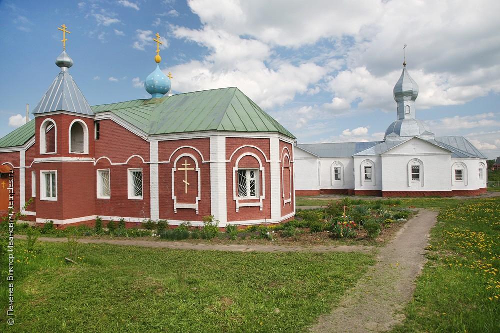 Троицкий храм г. Луховицы 2