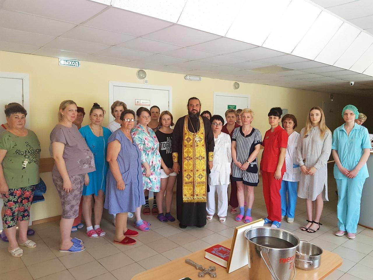 День защиты детей в Луховицком благочинии