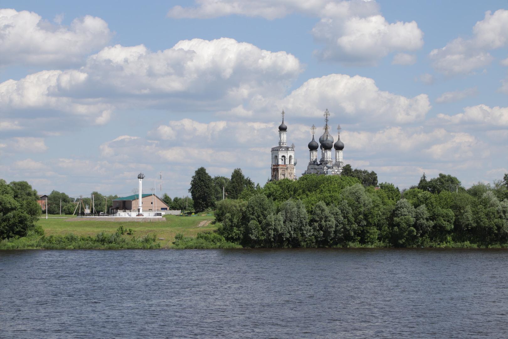 Троицкий храм с.Дединово 1