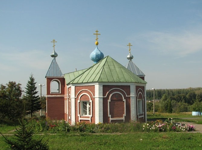 Храм прп. Сергия Радонежского 1