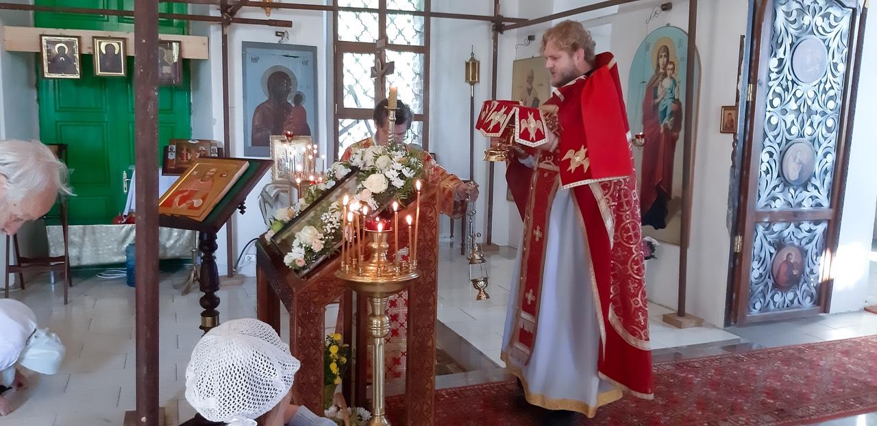 День памяти священномученника Димитрия Миловидова