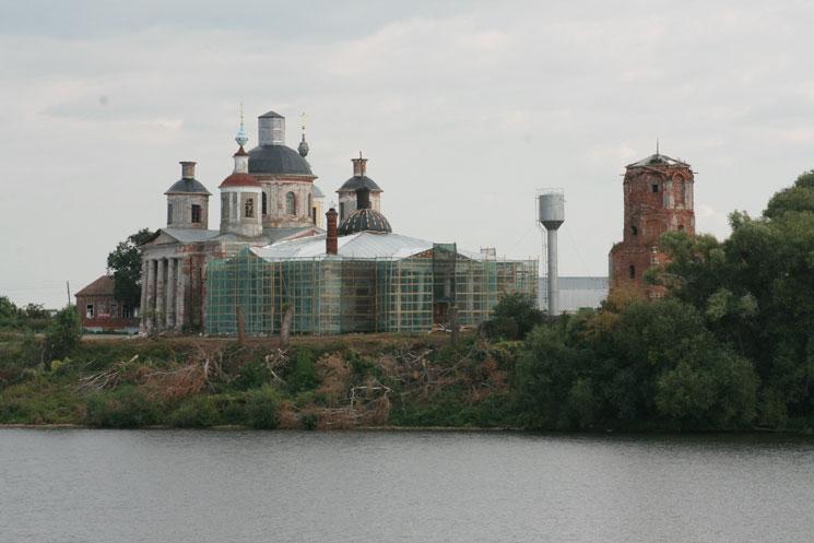Воскресенский храм Ловцы 2