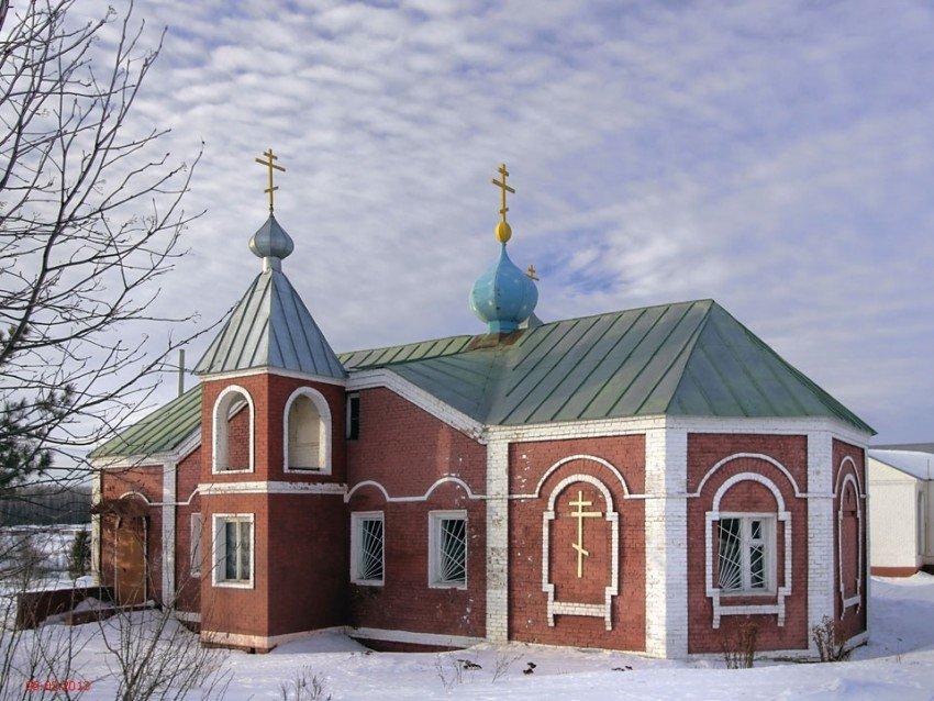 Храм прп. Сергия Радонежского 3