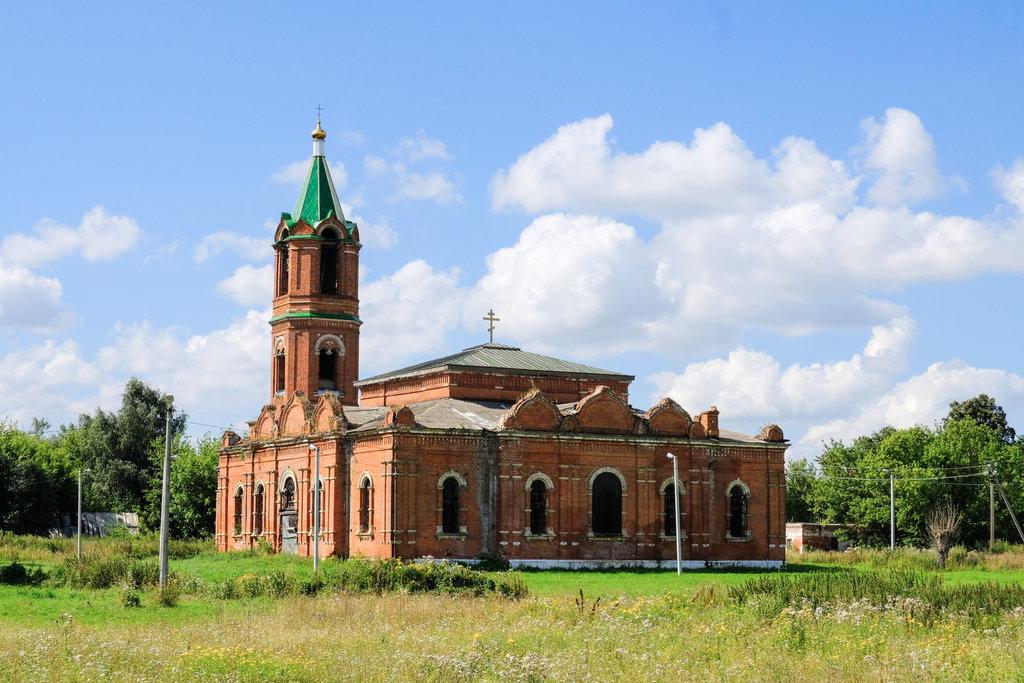 Христорождественский храм Григорьевское