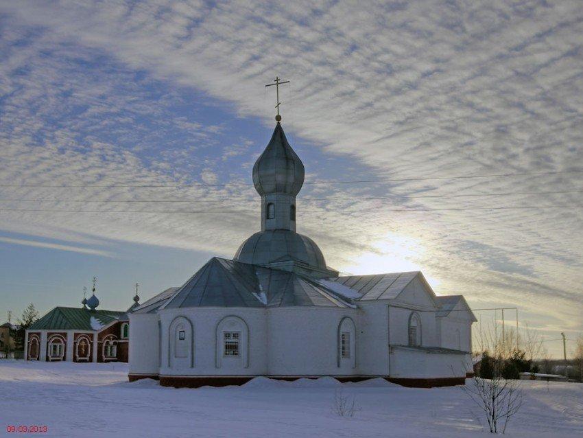Троицкий храм г. Луховицы 1