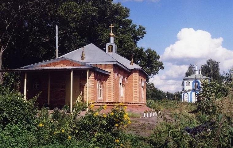 Храм иконы Божией Матери «Всецарица» Матыра