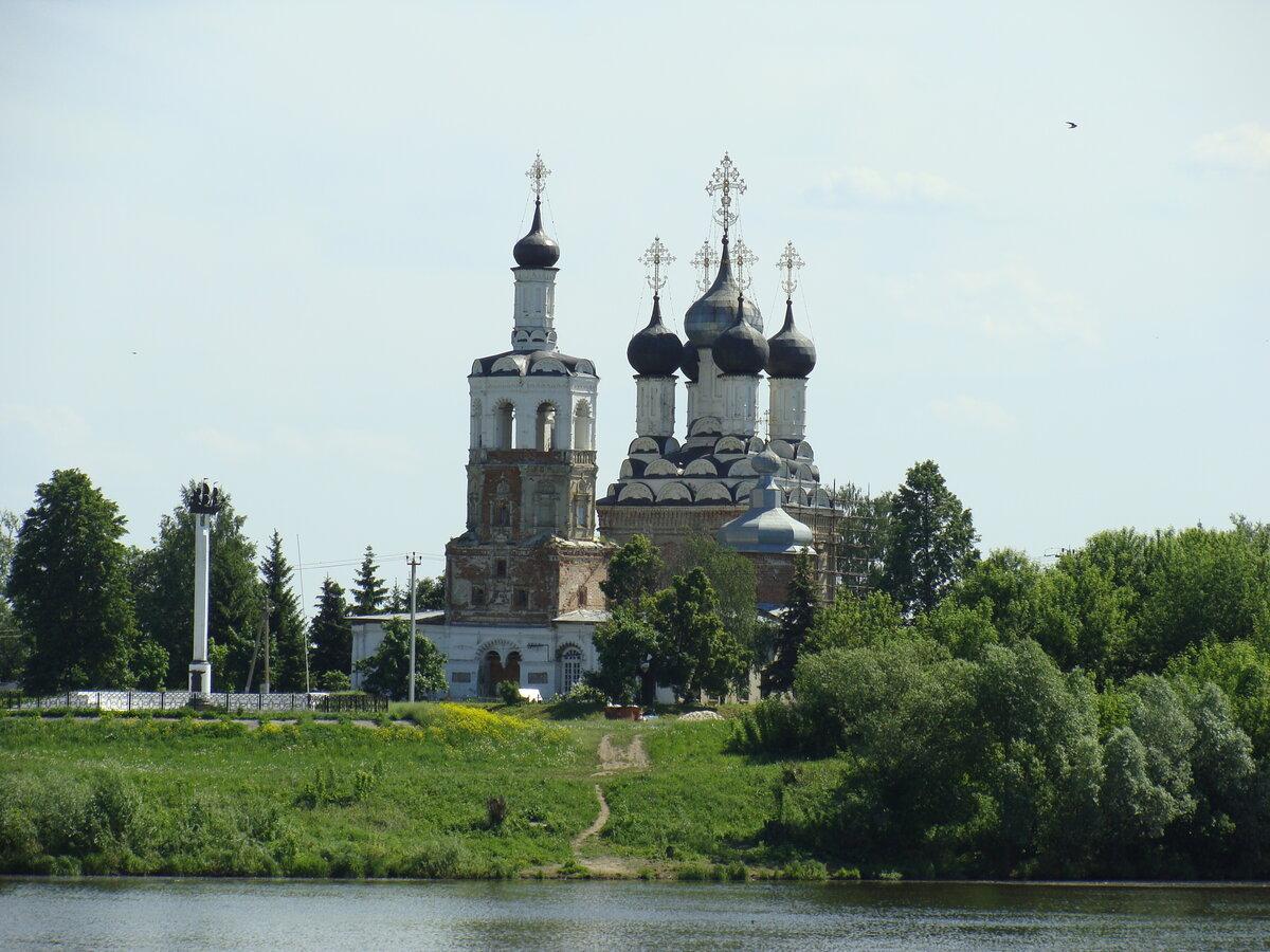 Троицкий храм с.Дединово
