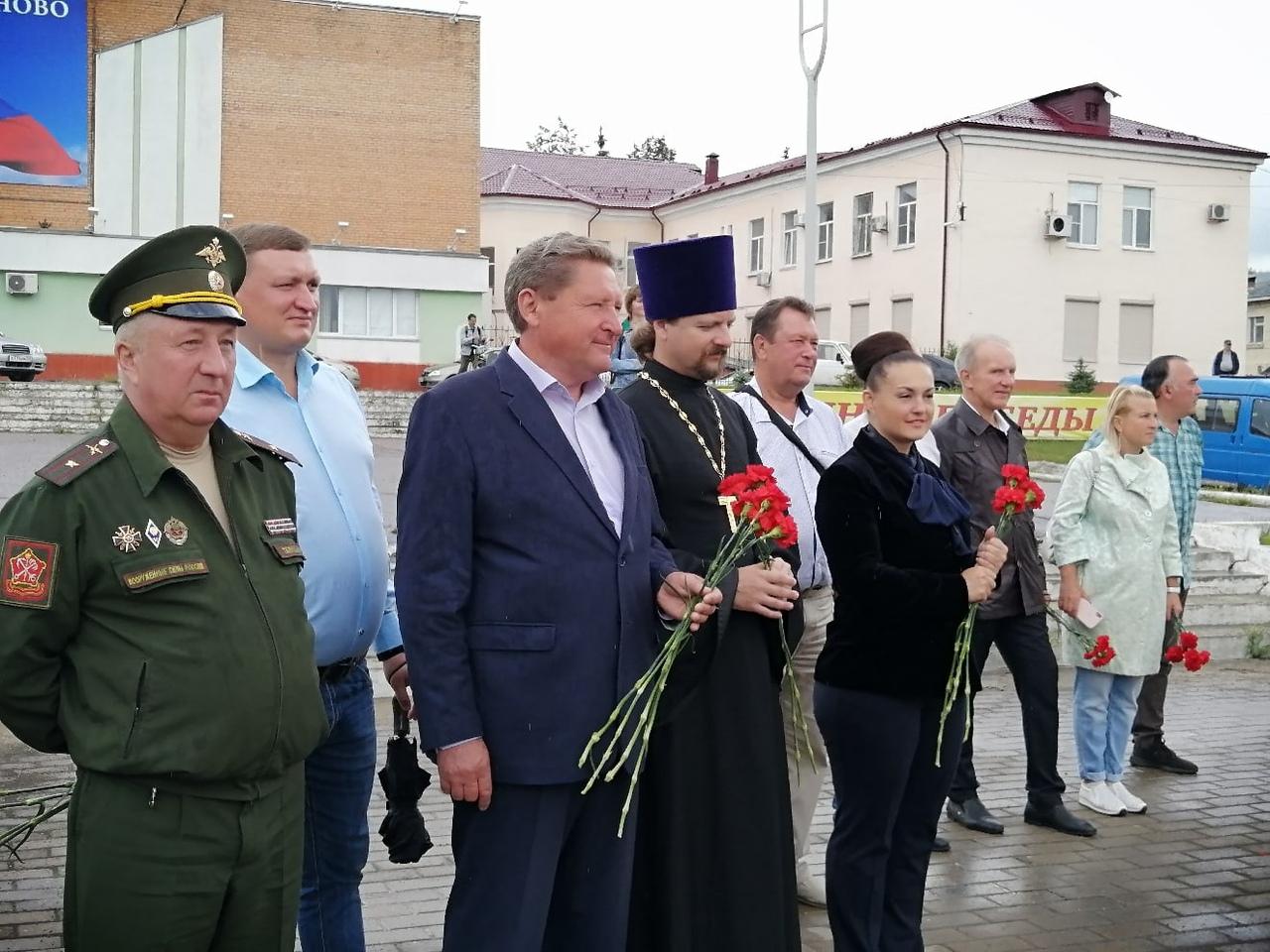 День Воздушно-десантных войск в Луховицком благочинии