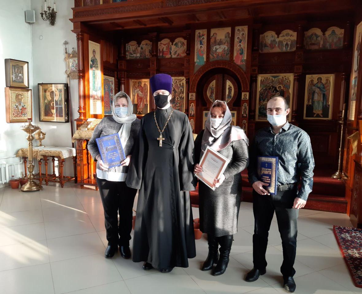 Награждение врачей в Луховицком городском округе